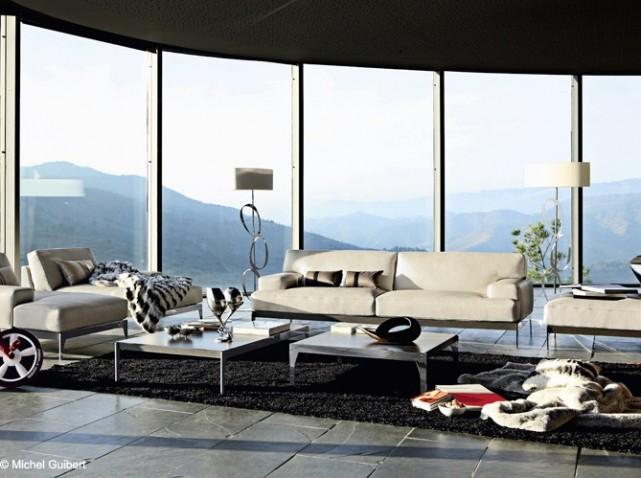 ambiance salon design. Black Bedroom Furniture Sets. Home Design Ideas