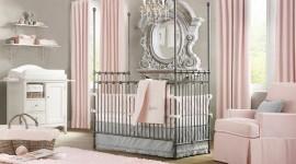 déco chambre bébé blanc