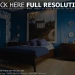 déco chambre bleu