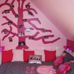 déco chambre rose