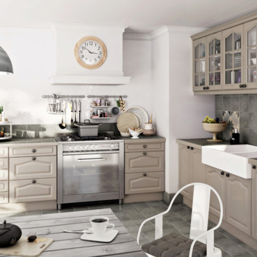 Guide d co cuisine taupe - Deco cuisine taupe ...