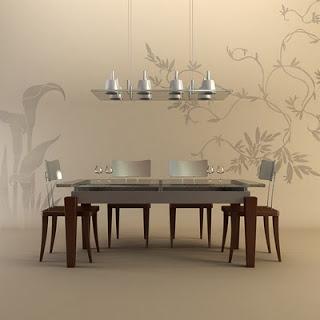 d co salle manger stickers. Black Bedroom Furniture Sets. Home Design Ideas