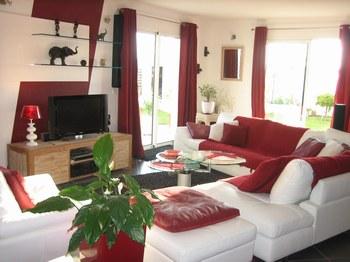 style d co salon moderne. Black Bedroom Furniture Sets. Home Design Ideas