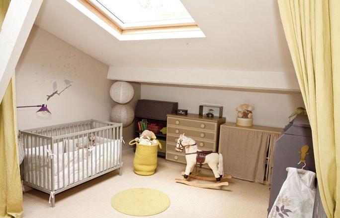 jolie d coration chambre b b zen. Black Bedroom Furniture Sets. Home Design Ideas