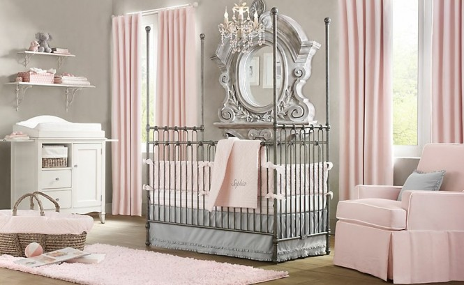 Beautiful Deco Chambre Ado Fille Gris Et Rose Contemporary ...