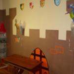 décoration chambre garçon stickers