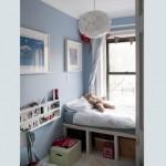 idée déco chambre bébé bleu