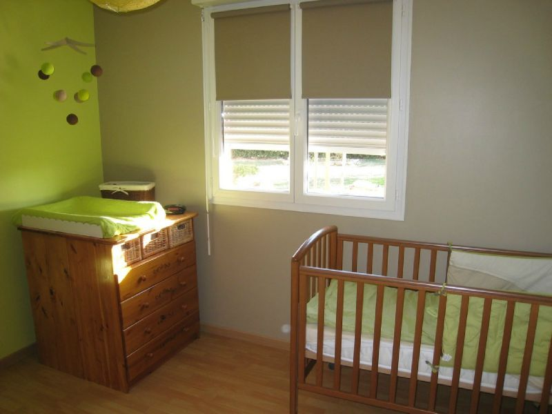 Photo id e d co chambre gar on taupe - Idee couleur chambre bebe garcon ...