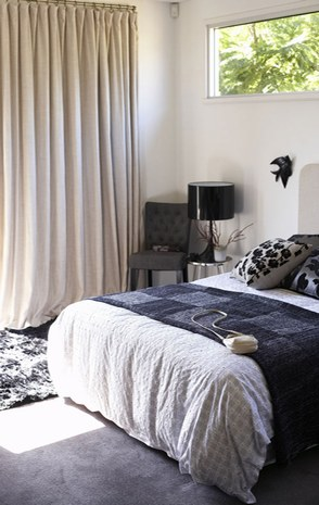 photo id e d co chambre tendance. Black Bedroom Furniture Sets. Home Design Ideas