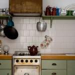 idée déco cuisine marron