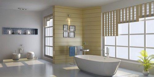 Mod le id e d co salle de bain tendance for Tendance deco salle de bain