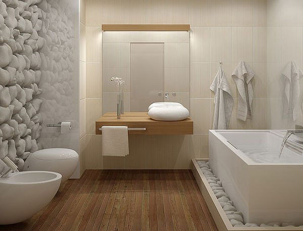 Idee Salle Bains Tendances 2017 Accueil Design Et Mobilier Of Idee ...