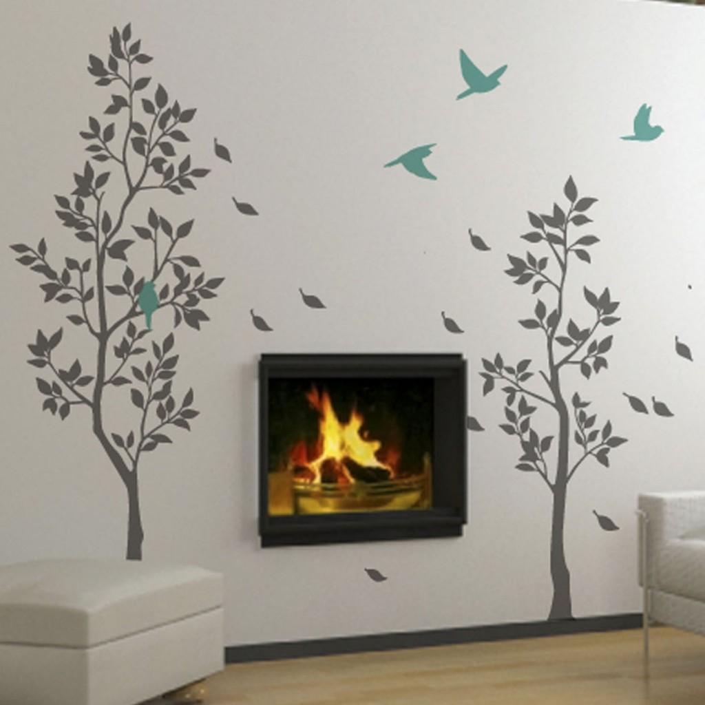 guide id e d co salon stickers. Black Bedroom Furniture Sets. Home Design Ideas