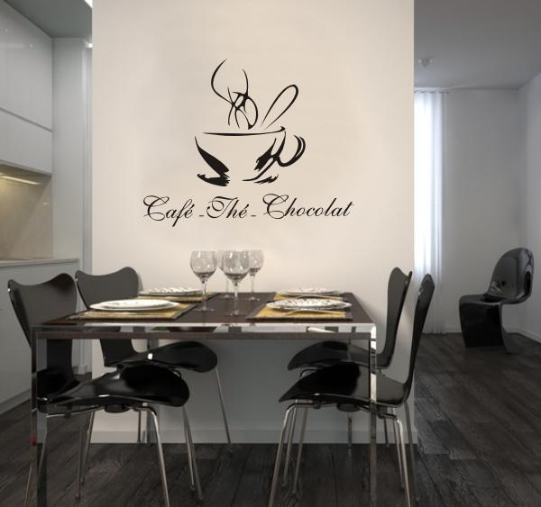Inspiration id e d co salon stickers - Inspiration deco salon ...