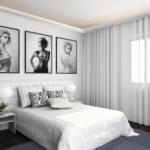 ambiance chambre moderne