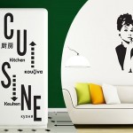 ambiance cuisine stickers