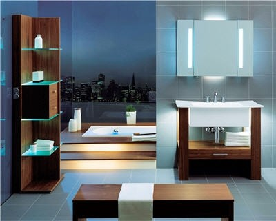 Conseil ambiance salle de bain new york for Bain new york
