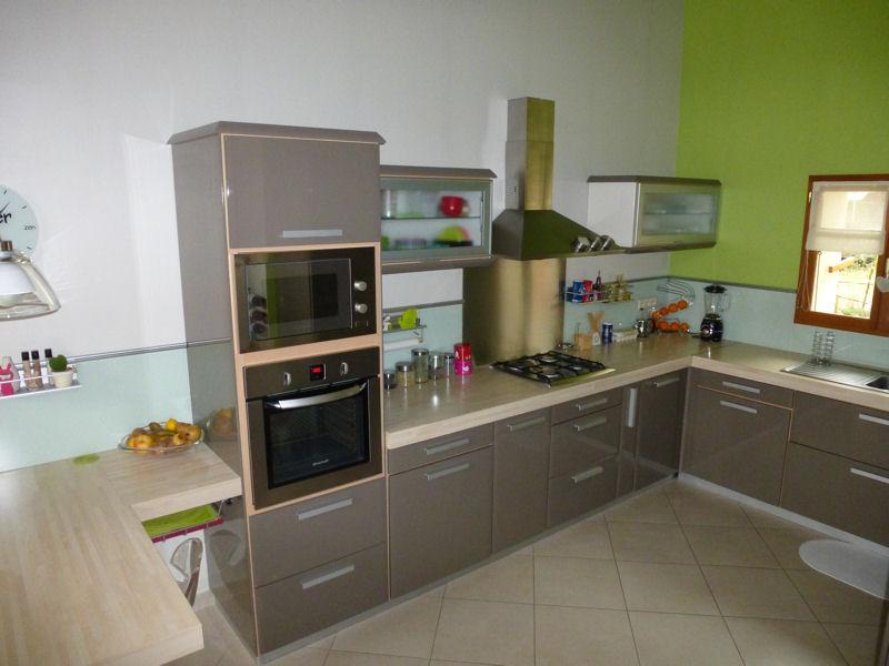Conseil d co cuisine beige for Conseil cuisine