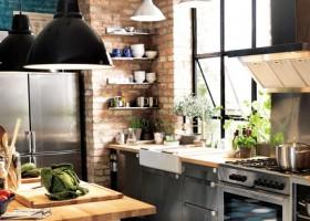 déco cuisine industriel