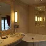 déco salle de bain beige