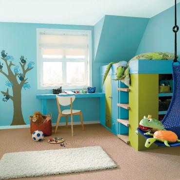 décoration chambre garçon tendance