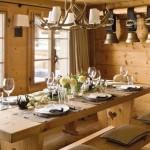 décoration cuisine nature