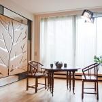 décoration salle à manger zen