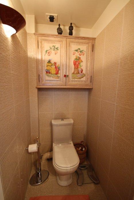 Quelle Idée Déco Wc Toilettes Beige